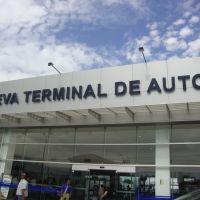 Nueva Terminal De Autobuses De Laredo Mex, Нуэво-Ларедо