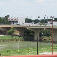 Puente Int Numero dos Juarez Lincoln Nvo Laredo Tamps, Нуэво-Ларедо
