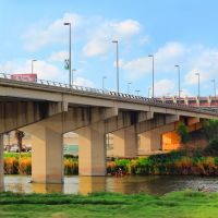 Puente Internacional, Нуэво-Ларедо
