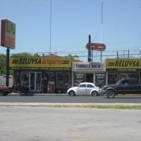 Reluvsa Sucursal Carrera, Риноса