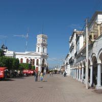 Plaza, Амека