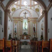 La Conchita, interior (MAGB), Амека