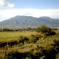 Cerro de Ameca, Амека