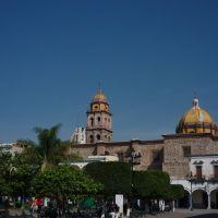 Plaza principal, Амека