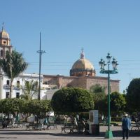 Parroquia de Santiago Apostol, Амека