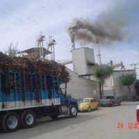 Abastecimiento de Caña al Ingenio, Амека