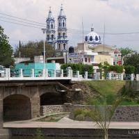 El Santuario Desde El Río Ameca, Амека
