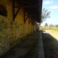 Z: Antigua estacion tren Ameca, Амека