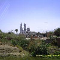 Templo Ameca, Амека