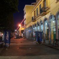 Portal centro arandas, Арандас