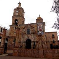 parroquia principal, Арандас