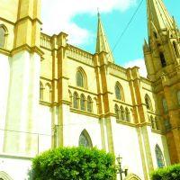 Parte Lateral del templo de San José, Арандас
