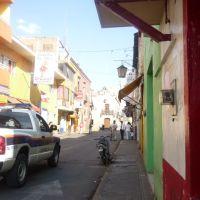 calles de atotonilco, Атотонилко