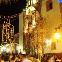 Fiestas y castillo pirotécnico..., Атотонилко