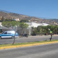 calle prinsipal en atoto,, el alto jal, Атотонилко