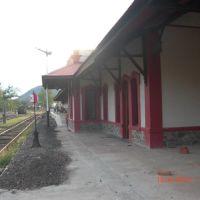 ANTIGUA ESTACION DEL TREN (LA GUAYABA) JUN-2012 (1), Атотонилко