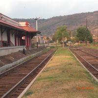 ANTIGUA ESTACION DEL TREN (LA GUAYABA) JUN-2012 (3), Атотонилко