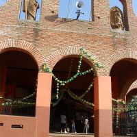 Capilla de san judas tadeo, Атотонилко
