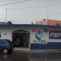 Cyber H@yjor Pueblo Nuevo, Аутлан-де-Наварро