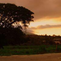Sunset in Tepic, Аутлан-де-Наварро