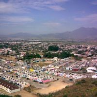 Xalisco, panoramica desde el cerro, Аутлан-де-Наварро