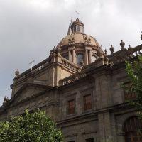 Cupula de la Catedral, Гвадалахара