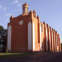Templo De Nuestra Señora Del Refugio, Guadalajara, Jal. ( Parte Posterior), Гвадалахара