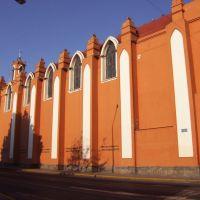 Templo De Nuestra Señora Del Refugio (foto Lateral), Guadalajara, Jal., Гвадалахара