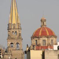 Templo de Santa Maria De Gracia y Torre de la Catedral de Guadalajara, Гвадалахара