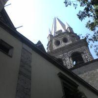 Lado sur de la catedral, Гвадалахара
