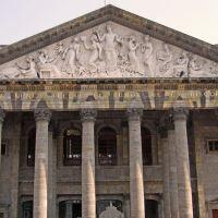 Teatro Degollado con la alegoría de Apolo y las nueve musas, Гвадалахара