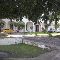 Interior de la Presidencia Municipal, Ла-Барка