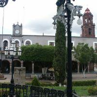 presidencia municipal, Ла-Барка
