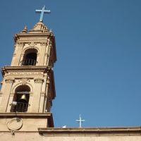 San Nicolás de Tolentino, Ла-Барка