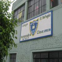 """Colegio """"El Refugio"""", Briseñas de Matamoros, Mich., Ла-Барка"""