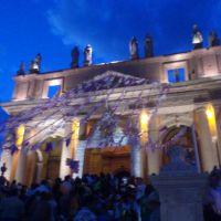 El calvario de Fiesta, Лагос-де-Морено