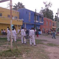 """Casas de """"La estación de Ferrocarril"""", Лагос-де-Морено"""