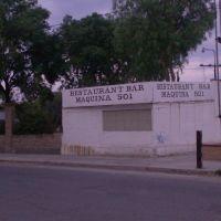 "Restaurant Bar ""Maquina 501"", Лагос-де-Морено"