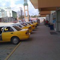 Central de autobuses de Lagos de Moreno, Jalisco, Mexico, Лагос-де-Морено