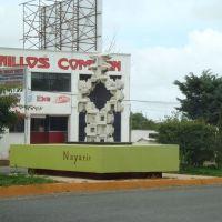 Nayarit, Boulevard, Comitan Chiapas, Комитан (де Домингес)