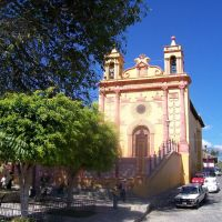 San Caralampio, Комитан (де Домингес)
