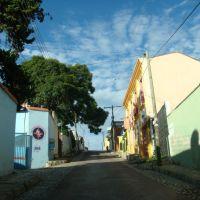 calles en comitan, Комитан (де Домингес)