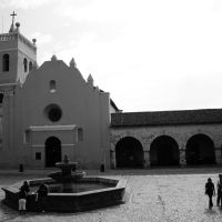 Iglesia y fuente Comitan de Dominguez chiapas By Mel Figueroa, Комитан (де Домингес)