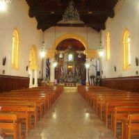 Altar del Templo de Santo Domingo, Комитан (де Домингес)