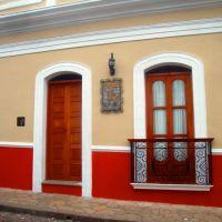 Casas de la Av. Central, Комитан (де Домингес)
