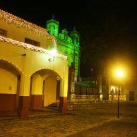 Plaza de San Caralampio, Комитан (де Домингес)