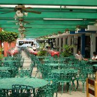 Área de Restaurantes parque central de Tapachula, Тапачула