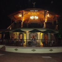 Kiosko del Parque Bicentenario en Tapachula, Chiapas, Тапачула