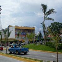 Parque del Bicentenario (vista nor-poniente), Тапачула