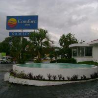 Hotel Kamico, Тапачула